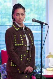 Jorja Smith - Sunday Brunch Show in London