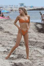 Joy Corriganin Bikini - Photoshoot in Miami Beach 06/22/2018