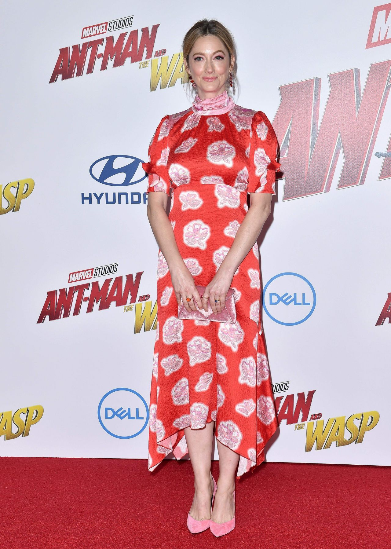 """616b42bf8737d Judy Greer – """"Ant-Man and the Wasp"""" Premiere in LA"""