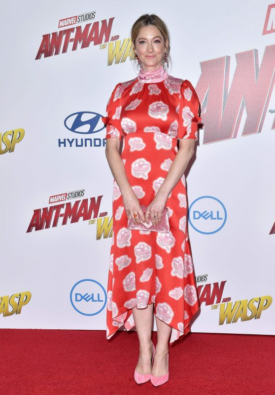 "Judy Greer – ""Ant-Man and the Wasp"" Premiere in LA"