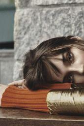 Julia Bergshoeff - Vogue Magazine Australia June 2018 Issue