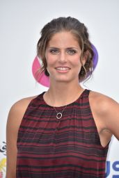 Julia Görges – WTA Tennis on The Thames Evening Reception in London 06/28/2018