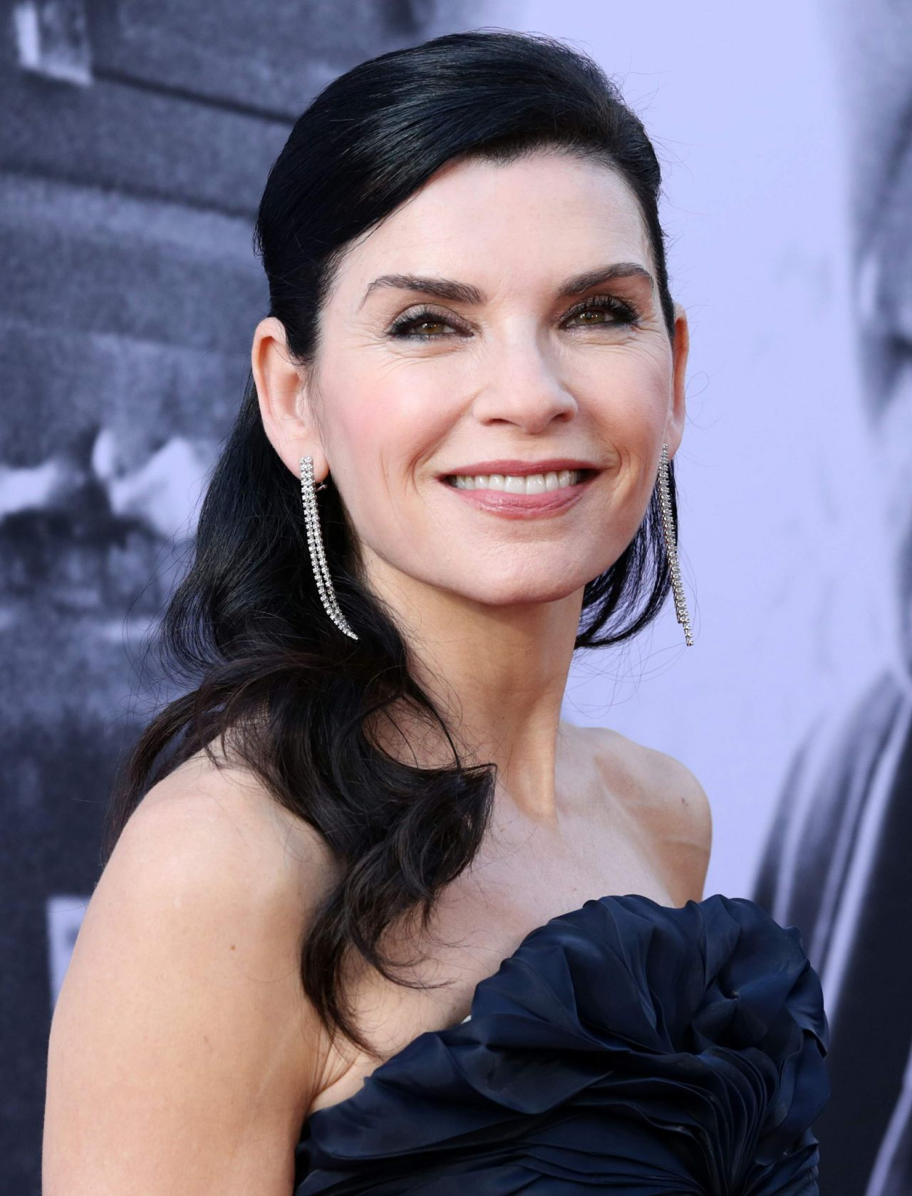 Julianna Margulies - Press Conference for Dietland in New