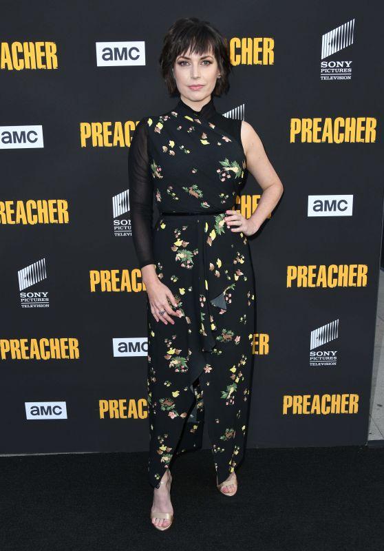 """Julie Ann Emery - """"Preacher"""" Season III Premiere Party in LA 06/14/2018"""