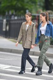 Kaia Gerber - Out in in New York City 06/13/2018
