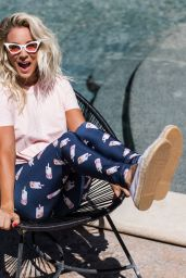 Kaley Cuoco - Goldsheep Clothing Promoshoot (2018)