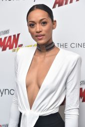 "Kára McCullough – ""Ant-Man and the Wasp"" Premiere in New York"