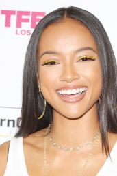 Karrueche Tran - Claws Screening in LA 06/24/2018