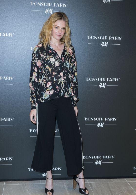 Kate Moran – Bonjour Paris H&M Flagship Opening Party in Paris