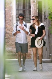 Kate Winslet and Her Husband on a Holiday in Venice 06/09/2018