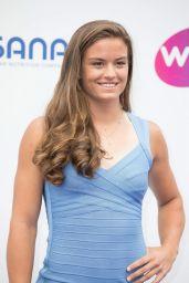 Katerina Siniakova – WTA Tennis on The Thames Evening Reception in London 06/28/2018