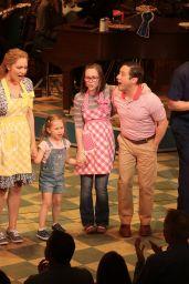"""Katharine McPhee - Musical """"Waitress"""" at Broadway in NY 06/05/2018"""