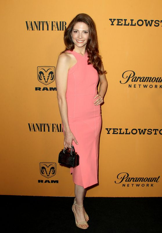 """Katherine Cunningham – """"Yellowstone"""" TV Show Premiere in Hollywood"""