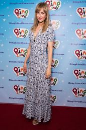 Katherine Kelly - Bing Live UK Tour Gala Even in London 06/24/2018