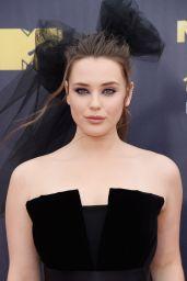 Katherine Langford – 2018 MTV Movie And TV Awards in Santa Monica