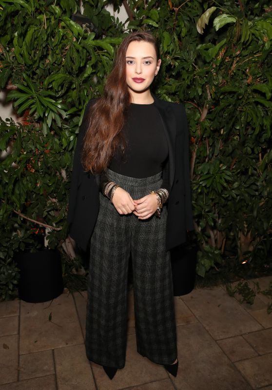 Katherine Langford – Max Mara WIF Face Of The Future in LA 06/12/2018