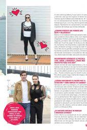 Katherine Langford - TU Magazine Chile June 2018