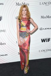Katherine McNamara – 2018 Women In Film Crystal and Lucy Awards in LA