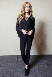 Katherine McNamara - Oz Comic Con at The Melbourne Convention and Exhibition Centre 06/09/2018