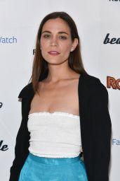 "Kathleen Munrow – ""Strangers"" TV Show Premiere in New York"