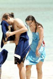 Keira Knightley in Bikini - Holiday in Pantelleria 06/29/2018