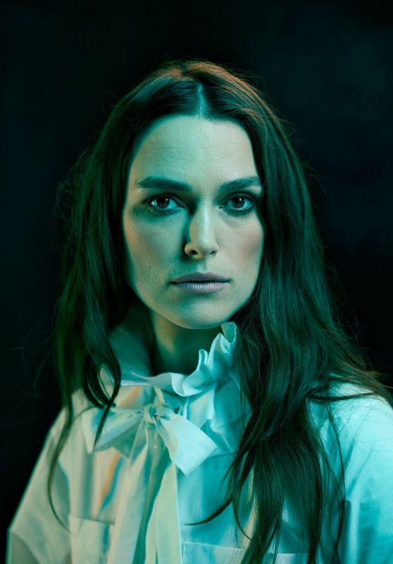 Keira Knightley - Photoshoot for Variety 2018
