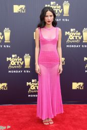 Kelsey Asbille – 2018 MTV Movie And TV Awards in Santa Monica