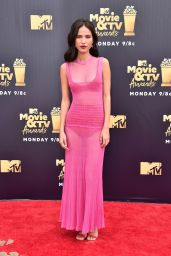 Kelsey Asbille Chow – 2018 MTV Movie And TV Awards in Santa Monica