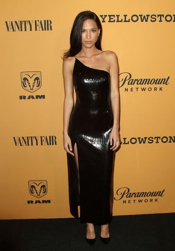 """Kelsey Chow – """"Yellowstone"""" TV Show Premiere in LA"""