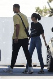 Kendall Jenner at a Gas Station in LA 06/27/2018
