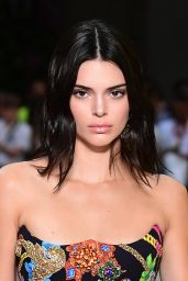 Kendall Jenner – Versace Show S/S 2019 at Milan Fashion Week 06/16/2018