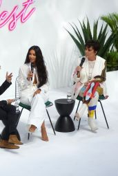 Kim Kardashian - Interview With Kris Jenner at the BoF West in Beverly Hills 06/18/2018