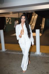 Kim Kardashian - Leaves Her Pop-Up Store in Century City Mall in LA 06/20/2018