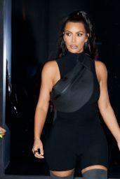 Kim Kardashian - Nas Listening Party in NYC 06/14/2018