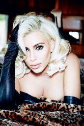 Kim Kardashian - Vogue Magazine Brazil June 2015