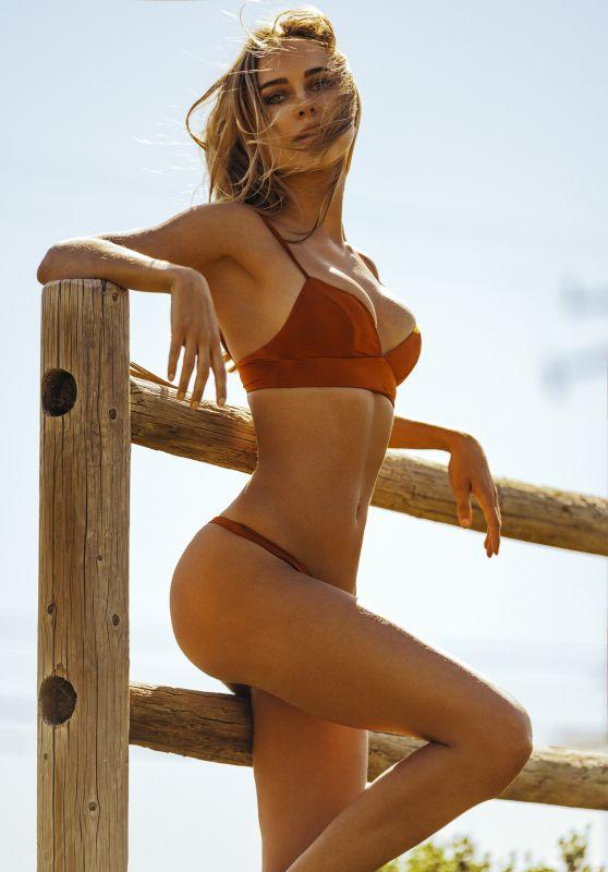 Kimberley Garner Her Bikini Line Photoshoot in California 2018