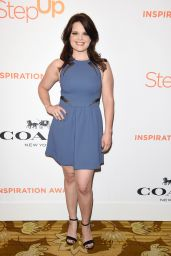 Kimberly J. Brown – 2018 Step Up Inspiration Awards in LA