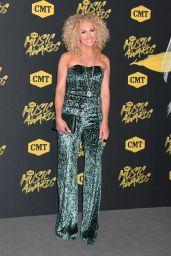 Kimberly Schlapman – 2018 CMT Music Awards in Nashville