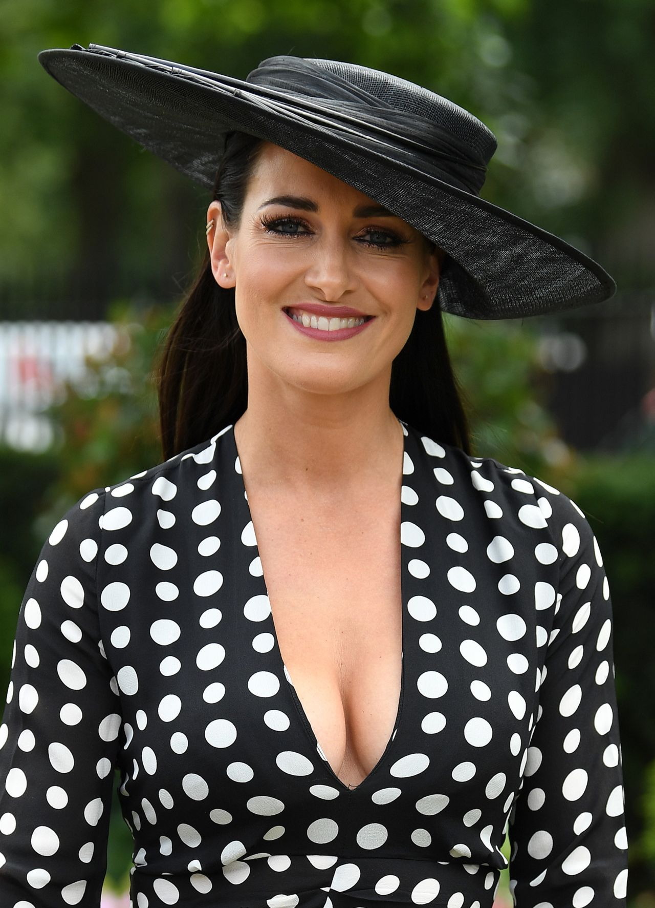 Kirsty Gallacher Day Two Of Royal Ascot In Ascot 06 20 2018