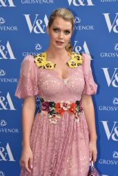 Kitty Spencer – The Victoria and Albert Museum Summer Party in London