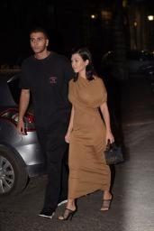 Kourtney Kardashian Night Out - Rome 06/20/2018