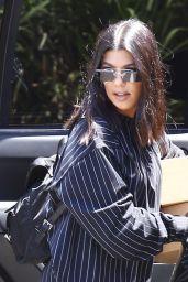 Kourtney Kardashian - Out in Calabasas 06/11/2018
