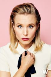 Kristen Bell - Photographed for The Wrap Magazine June 2018