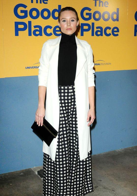 Kristen Bell - The Good Place FYC Screening in LA 06/19/2018