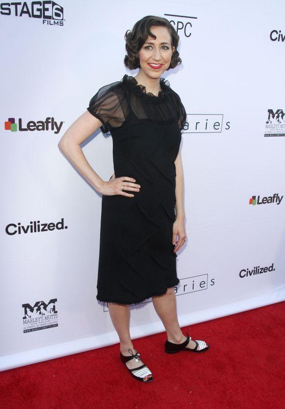 """Kristen Schaal – """"Boundaries"""" Premiere in LA"""