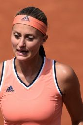 Kristina Mladenovic and Timea Babos – French Open Tennis Tournament 2018 in Paris 06/07/2018