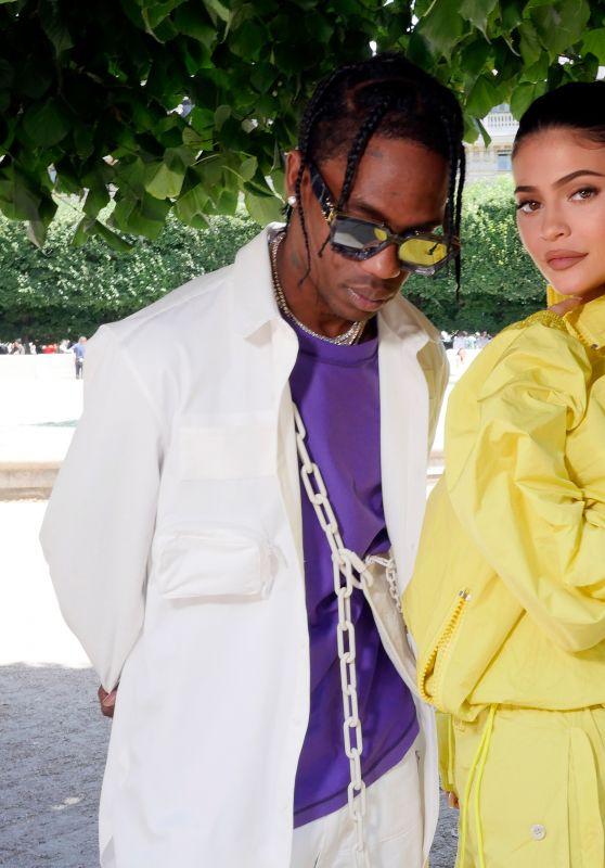 Kylie Jenner – Louis Vuitton Show – Spring Summer 2019 in Paris 06/21/2018