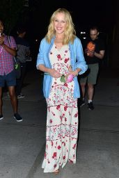 Kylie Minogue - Arrived Back at Her Hotel in NYC 06/25/2018