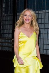 Kylie Minogue - Out in New York City 06/24/2018