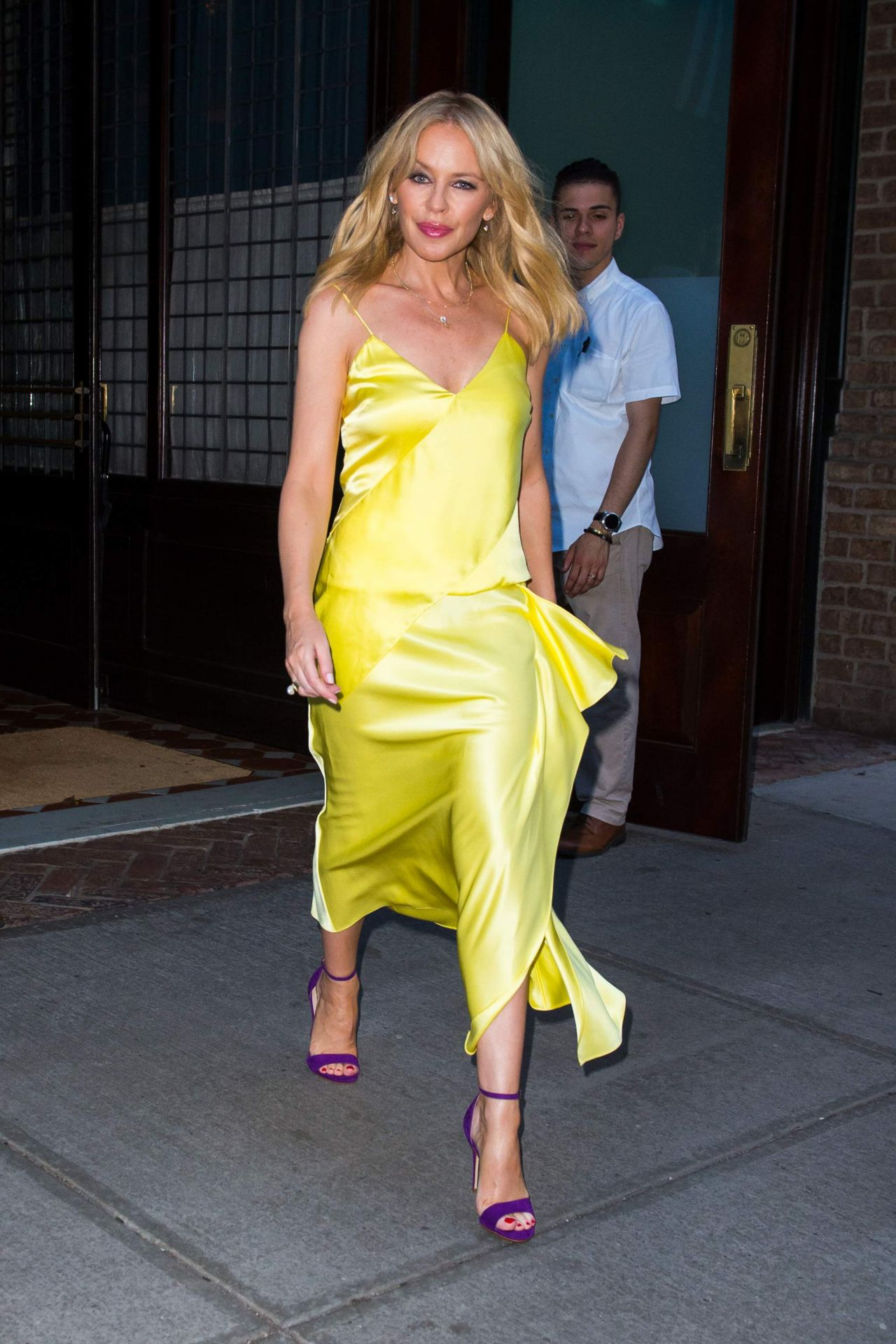 The Kylie Cosmetics Summer Makeup Collection Launches Soon: Kylie Minogue Latest Photos